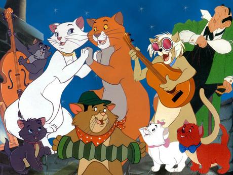 Walt Disney Aristocats